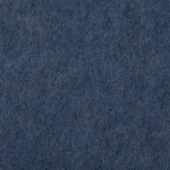 アクリル&ウール×無地(ウィンターブルー)×フリースニット_イタリア製 サムネイル1