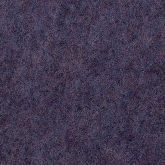 ポリエステル&ウール混×無地(アメジスト)×フリースニット サムネイル1