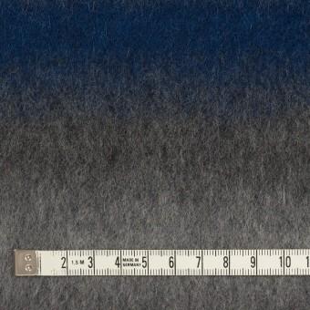 ウール&カシミア×オンブレ(ブルー&グレー)×ビーバー_全2色 サムネイル4
