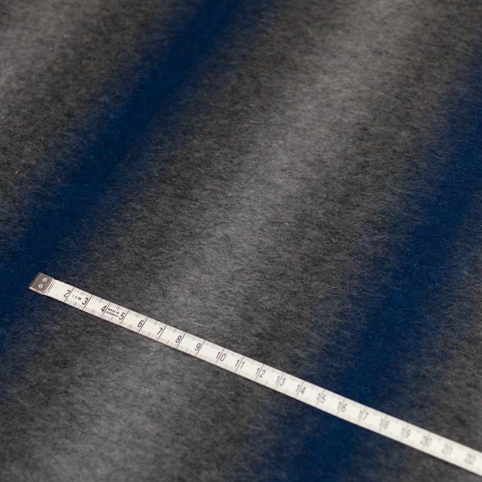 ウール&カシミア×オンブレ(ブルー&グレー)×ビーバー_全2色 イメージ5
