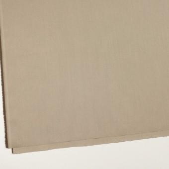 コットン×無地(ベージュ&ダークブラウン)×シャンブレーチノクロス_全3色 サムネイル2