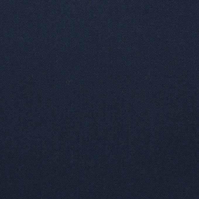 コットン×無地(ネイビー)×チノクロス_全5色 イメージ1