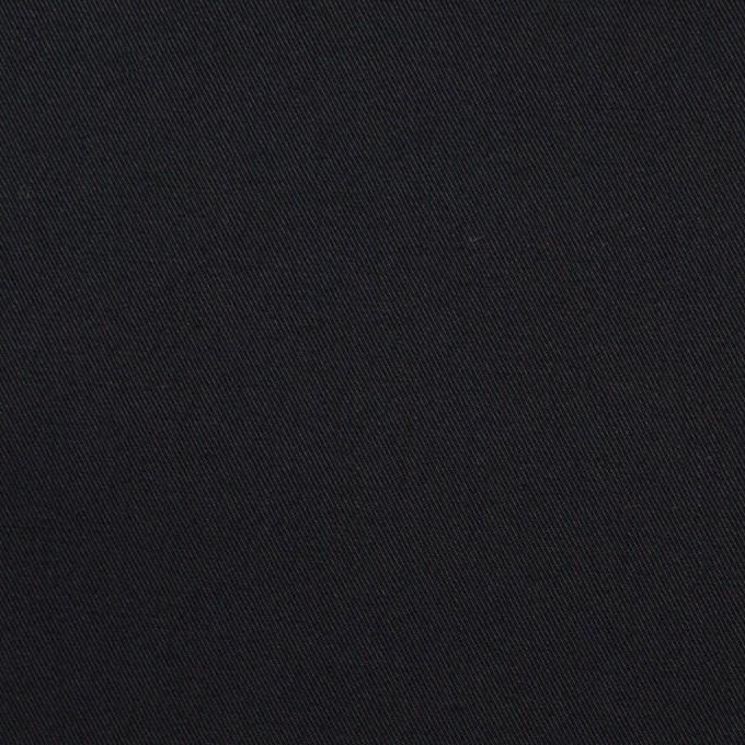 コットン×無地(ダークネイビー)×チノクロス_全5色 イメージ1