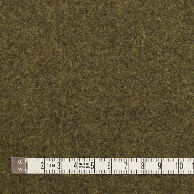 ウール×無地(サファリ)×フラノ(フランネル) イメージ4