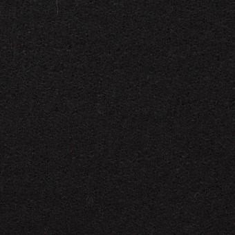 ウール×無地(ブラック)×かわり編み サムネイル1