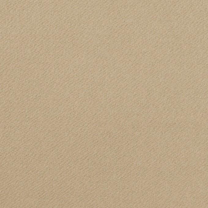 コットン×無地(カーキベージュ)×フランネル イメージ1