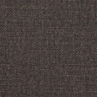 【120cmカット】コットン×無地(チャコール)×キャンバス_全3色