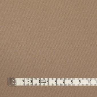 コットン&ポリウレタン×無地(オークル)×ビエラストレッチ_全4色 サムネイル4