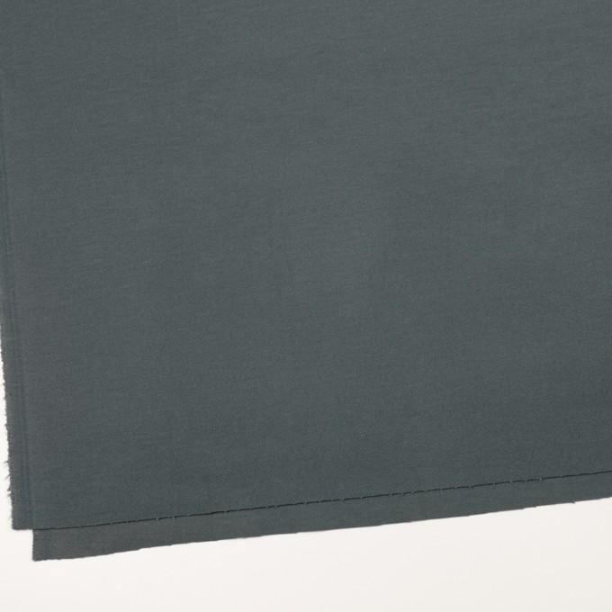 コットン&ポリウレタン×無地(ブルーグレー)×ビエラストレッチ_全4色 イメージ2