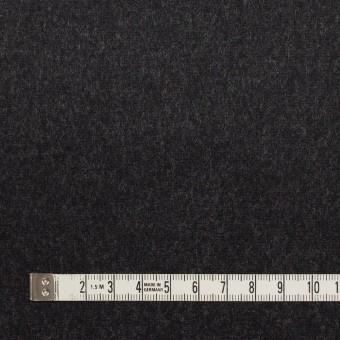 ウール×無地(チャコール&ネイビー)×Wフェイスフラノ(フランネル) サムネイル4