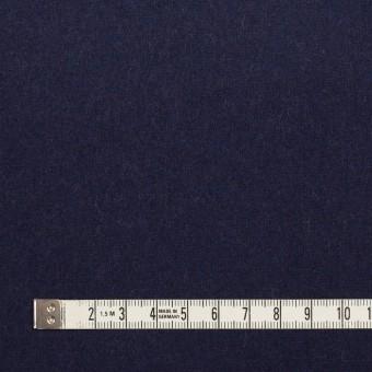 ウール×無地(チャコール&ネイビー)×Wフェイスフラノ(フランネル) サムネイル6