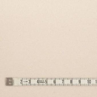 ウール×無地(アンティークホワイト)×フラノ(フランネル) サムネイル4
