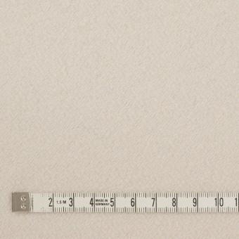 ウール&ナイロン×無地(アイボリー)×かわり織 サムネイル4