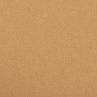 ウール×無地(キャメル)×フラノ(フランネル) サムネイル1