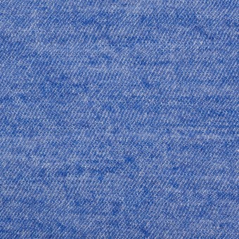 コットン×無地(オリエンタルブルー)×ビエラ サムネイル1