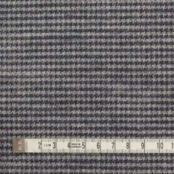 コットン×チェック(グレー&グレープグレー)×千鳥格子 サムネイル4