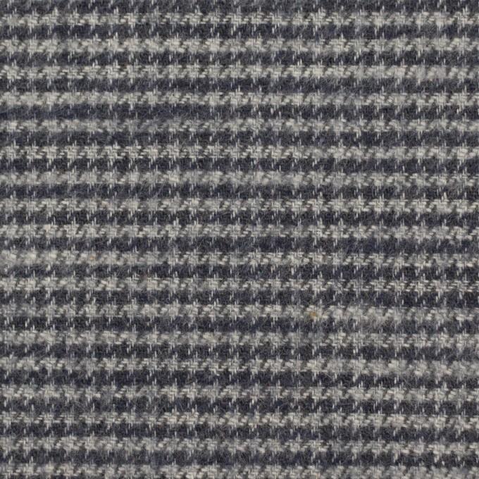 コットン×チェック(グレー&グレープグレー)×千鳥格子 イメージ1