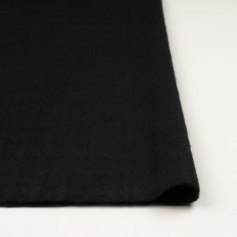 ウール×チェック(ブラック)×ビーバージャガード サムネイル3