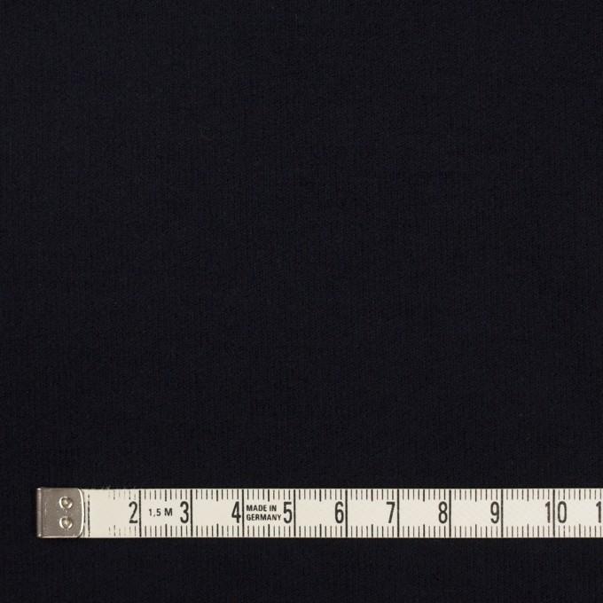 コットン&ポリウレタン×無地(ダークネイビー)×フランネル・ストレッチ_全2色 イメージ4
