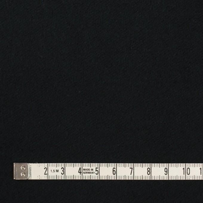 コットン×無地(ブラック)×フランネル イメージ4