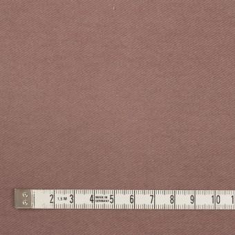 コットン&ポリウレタン×無地(オールドローズ)×ビエラストレッチ_全3色 サムネイル4