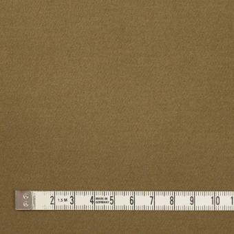 コットン&ナイロン×無地(カーキ)×フランネル_イタリア製 サムネイル4