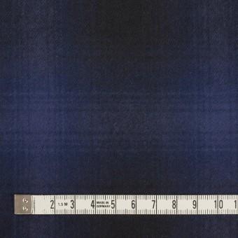 コットン×チェック(バイオレット&ダークネイビー)×フランネル サムネイル4