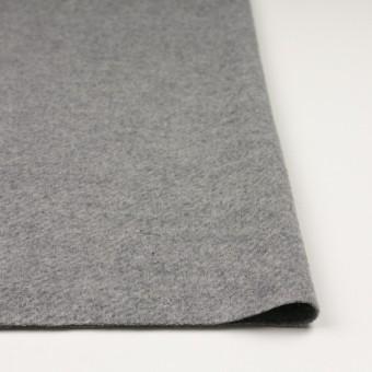 ウール&ナイロン×無地(グレー)×かわり織 サムネイル3