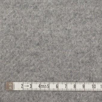 ウール&ナイロン×無地(グレー)×かわり織 サムネイル4