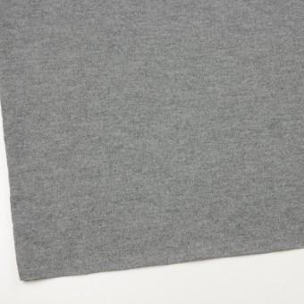 ウール&ナイロン×無地(グレー)×圧縮ニット サムネイル2