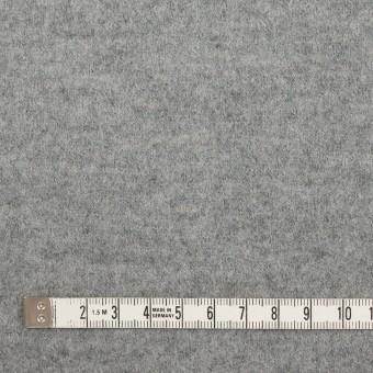 ウール&ナイロン×無地(グレー)×圧縮ニット サムネイル4
