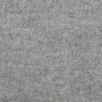 ウール&ナイロン×無地(グレー)×圧縮ニット サムネイル1