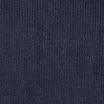 コットン×無地(ダークスレートブルー)×細コーデュロイ サムネイル1