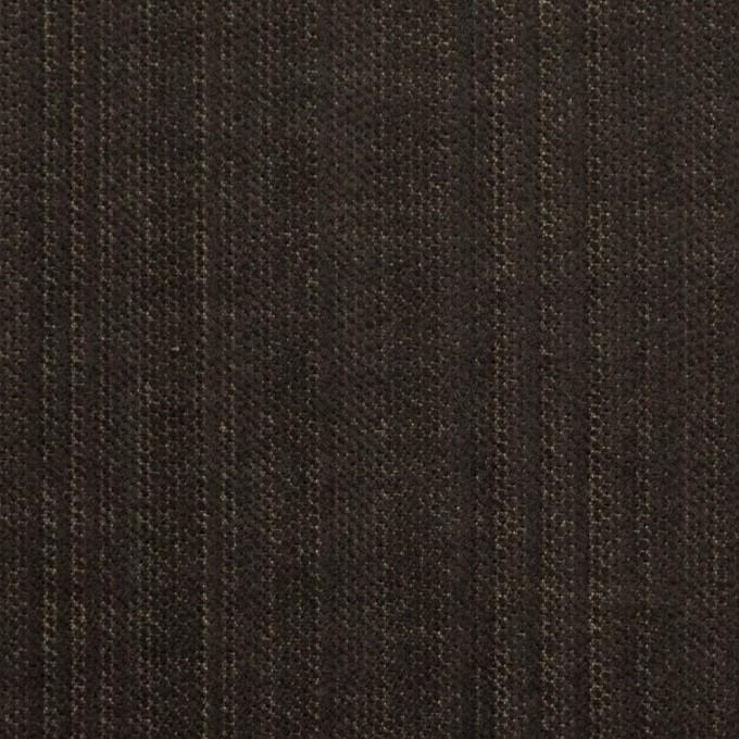 コットン&ポリエステル×無地(カーキブラウン)×細コーデュロイ イメージ1