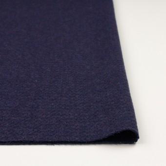 ウール×無地(グレープ)×かわり編み サムネイル3