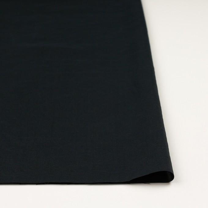 シルク&ナイロン(チャコールブラック)×ポプリン イメージ3