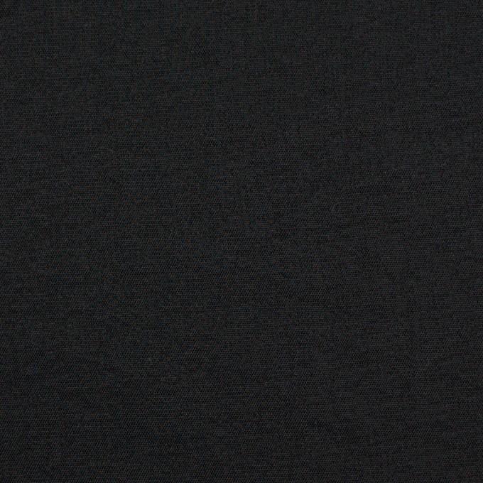 シルク&ナイロン(チャコールブラック)×ポプリン イメージ1