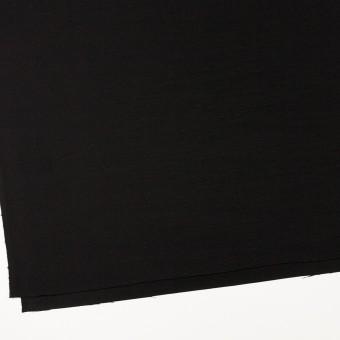シルク×無地(ブラック)×Wシャンタン サムネイル2