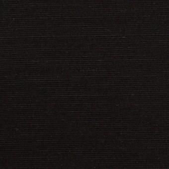 シルク×無地(ブラック)×Wシャンタン サムネイル1