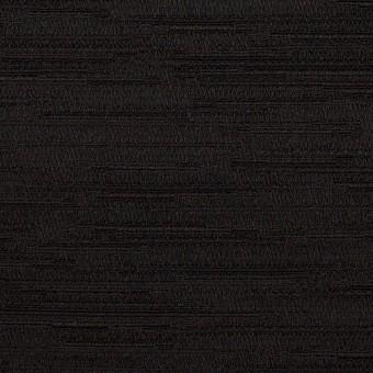 シルク&レーヨン×無地(ブラック)×シャンタン サムネイル1