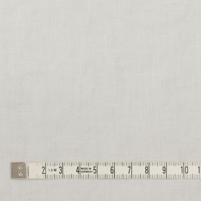 リネン×無地(ペールグレー)×薄キャンバス_全25色 イメージ4