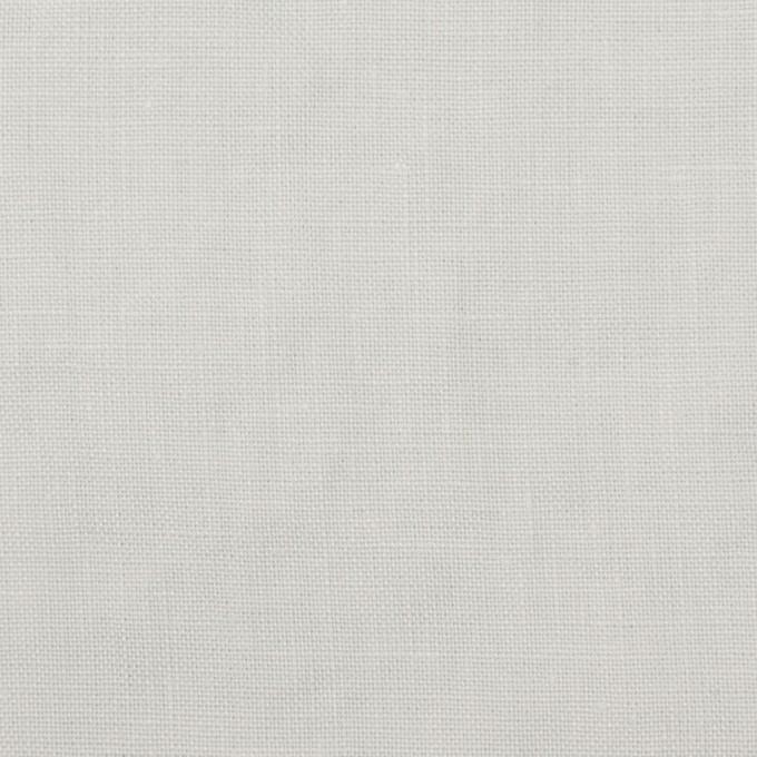 リネン×無地(ペールグレー)×薄キャンバス_全25色 イメージ1