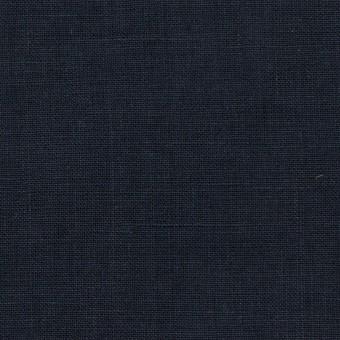 リネン×無地(ダークネイビー2)×薄キャンバス_全25色 サムネイル1