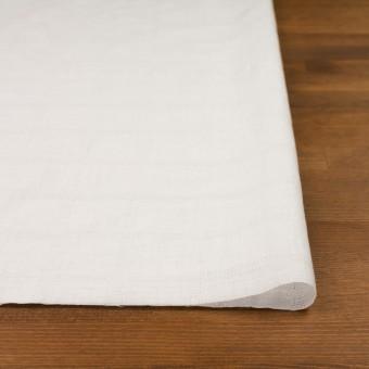 コットン×チェック(オフホワイト)×ボイル&からみ織 サムネイル3