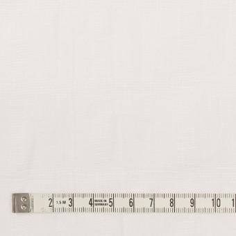 コットン×チェック(オフホワイト)×ボイル&からみ織 サムネイル4