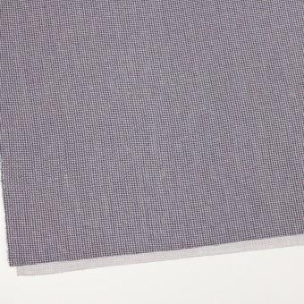 リネン×幾何学模様(トリコロール)×薄キャンバス_イタリア製 サムネイル2