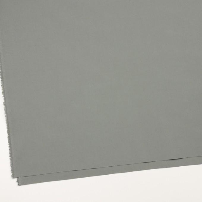 コットン&ポリウレタン×無地(スチール)×ブロードストレッチ_全5色 イメージ2