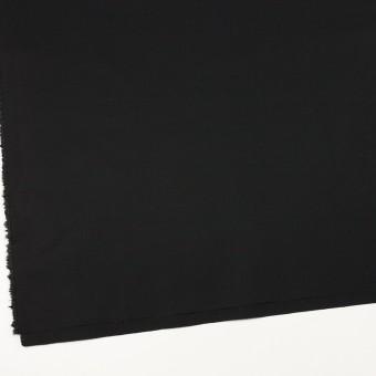 コットン&ポリウレタン×無地(ブラック)×ブロードストレッチ_全5色 サムネイル2