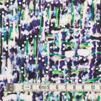 コットン×ペイント(マルチ)×ローン刺繍 サムネイル4