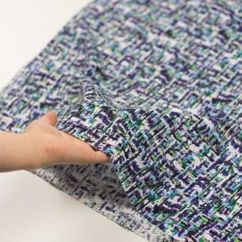 コットン×ペイント(マルチ)×ローン刺繍 サムネイル5